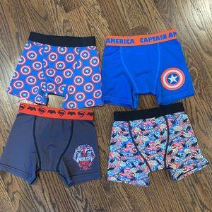 Other - Superhero boxer briefs